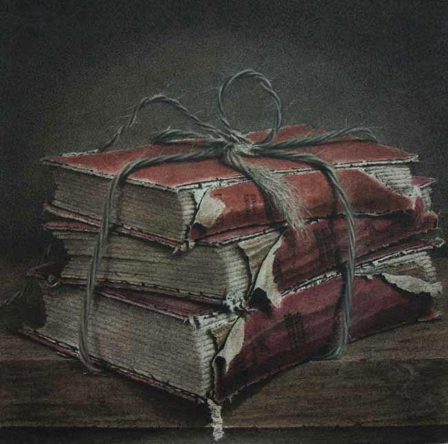 Steven Allan Griffiths RI – Interim VIII (watercolour) 43 x 46 cms £950