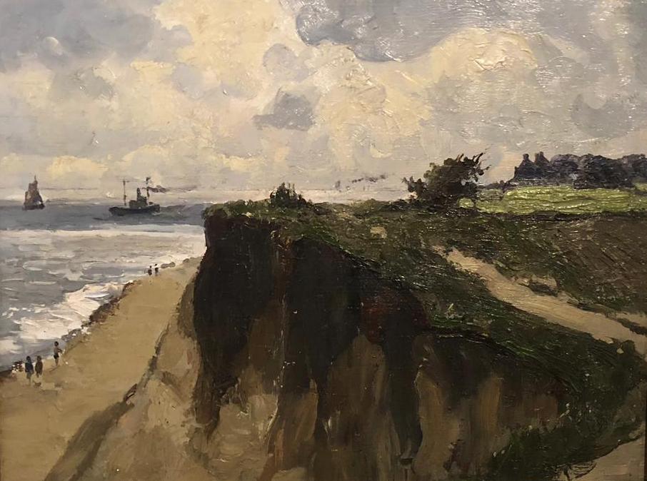 Hopton Cliffs